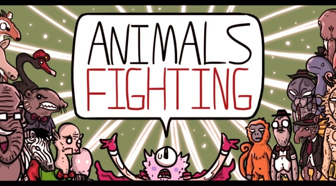 Animals Fighting #0