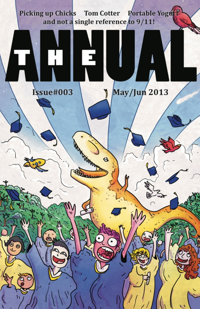 The Annual Issue 3!