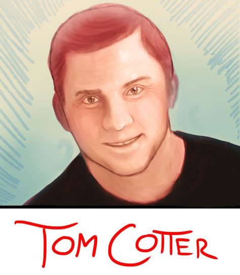 Cotter Portrait