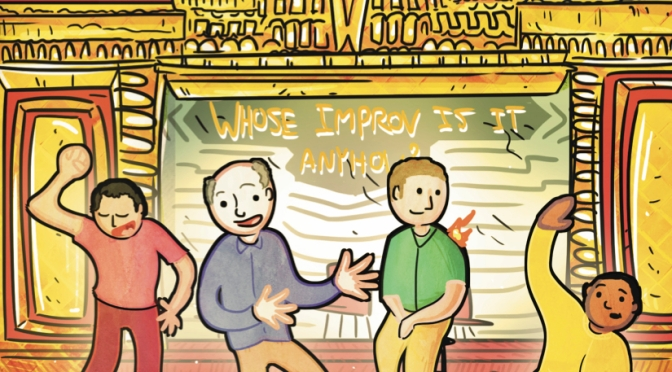 5 easy steps to be less of an asshole at comedy shows
