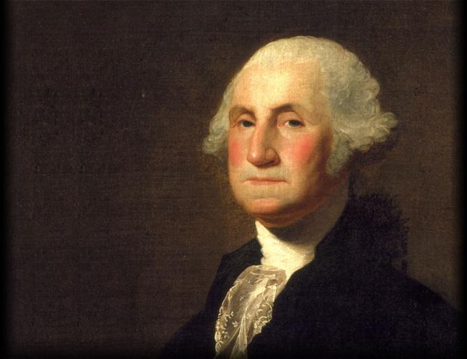 WHY I F****D GEORGE WASHINGTON