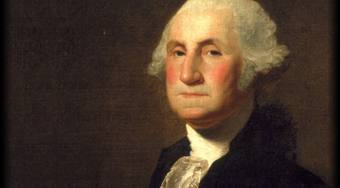 WHY I F****D GEORGE WASHINGTON