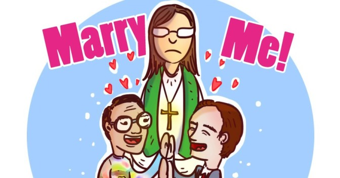 Marry Me Returns: Two (and a half) Years Later