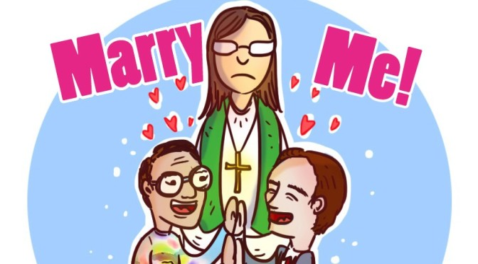Ep. 26 – Top 5 Ways Same-Sex Weddings Are Good for ALL Couples (Feat. Paris Ball)