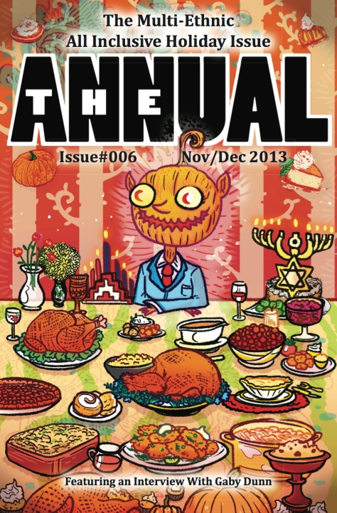 Annual006 Cover