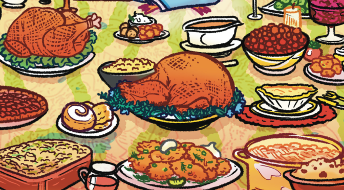 The Definitive Guide for Surviving Thanksgiving In Trump's America