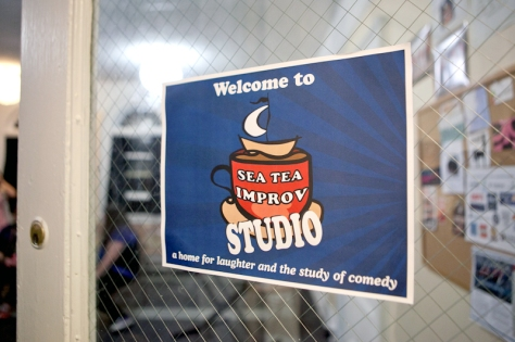 The Sea Tea Studio (Photo by Chion Wolf)