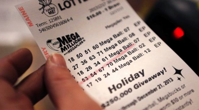 Budgeting Your Mega Millions Winnings