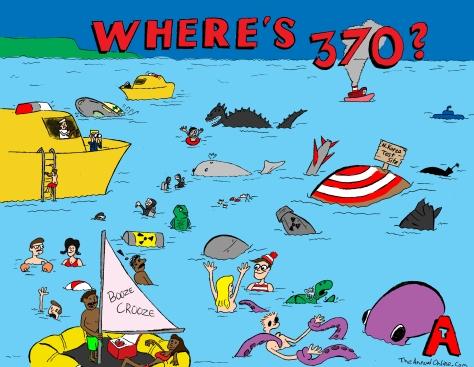 Where's 370