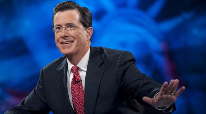 Sheeple Dog Blog – Who IS Stephen Colbert?