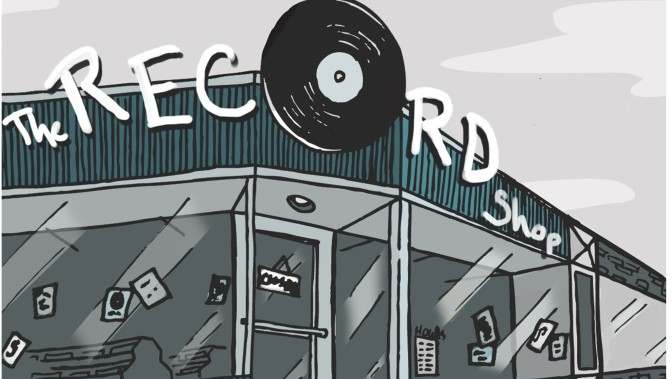 The Record Shop #6