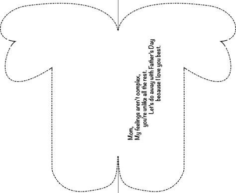 Fruedian Card Interior