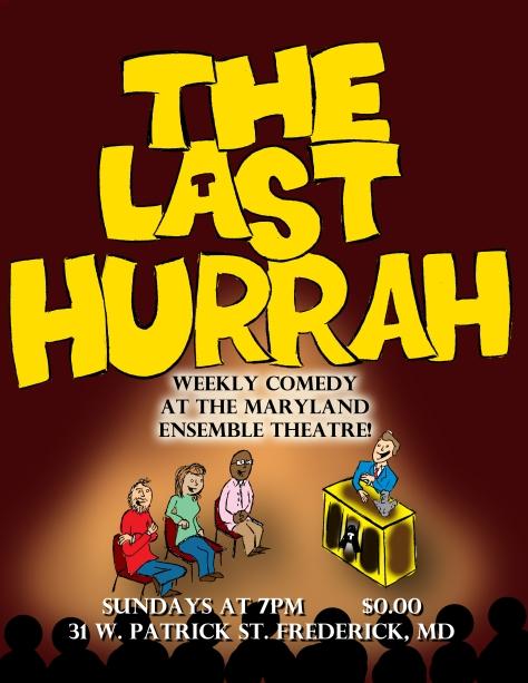 Last Hurrah Poster