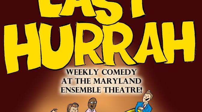 The Last Hurrah Premieres Sunday (7/6) at 7pm