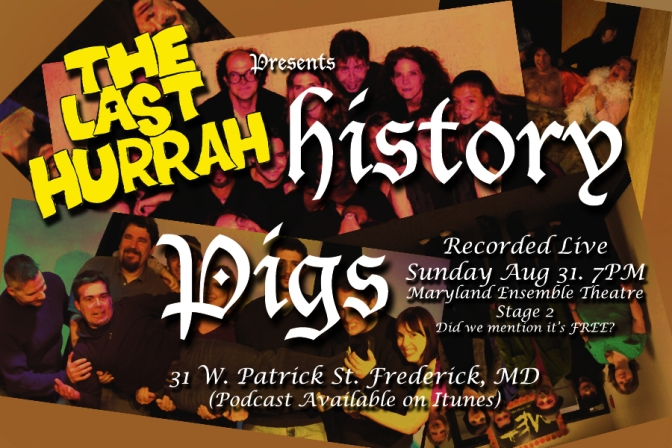 Ep 09 – History Pigs