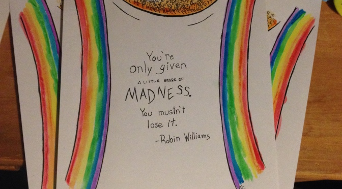 The Last Hurrah to Celebrate Robin Williams