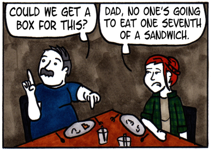 Doomsday Sandwich #1