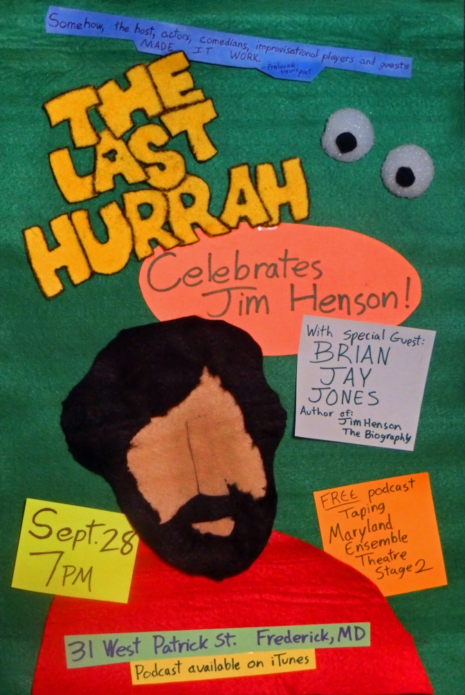 12 – Celebrating Jim Henson (Feat. Brian Jay Jones)