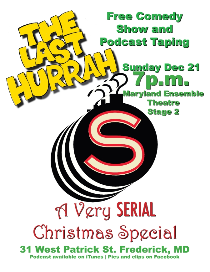 A Very SERIAL Christmas Special