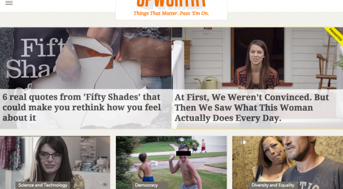 I Thought I Wrote A Real Headline But It Only Met Upworthy's Standards