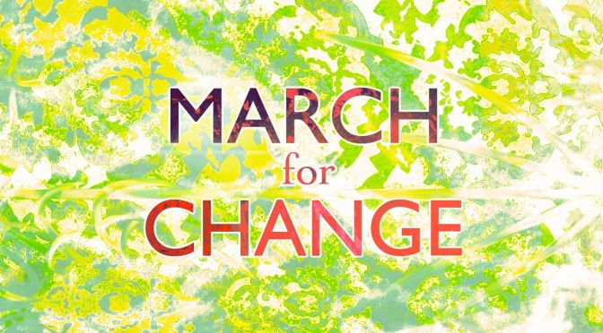 March for Change – Support Nepal