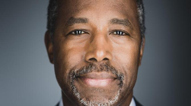 The History of ISIS, as told by Dr. Ben Carson