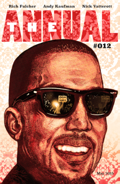 Annual 12 Cover