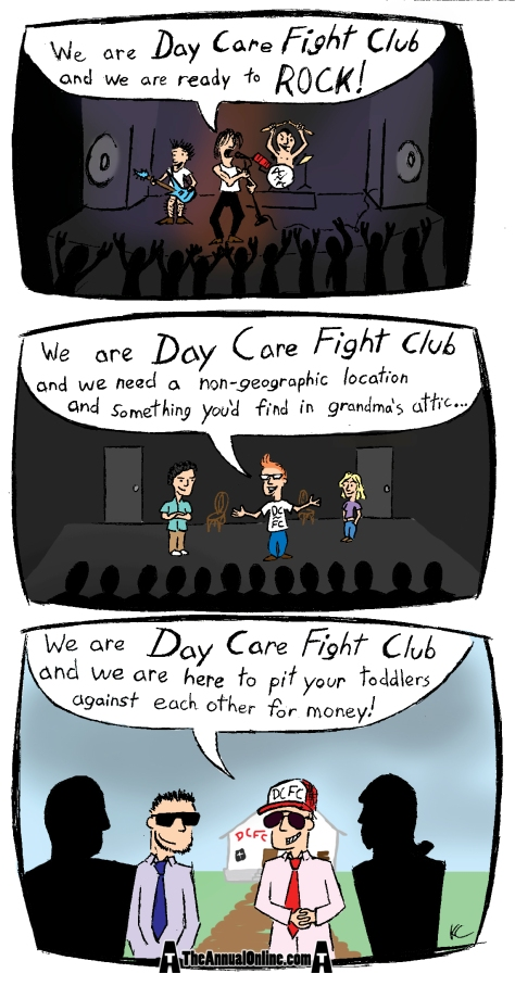 Day Care Fight Club