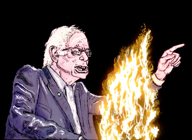 Bernie's Campfire – ISIS, Islam and The Big Lebowski