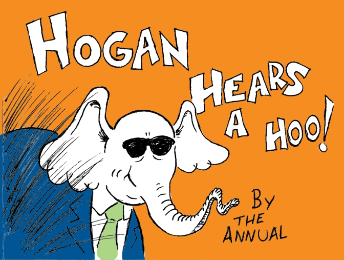 Hogan Hears A Hoo!