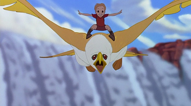 Crying at the Movies: Rescuers Down Under