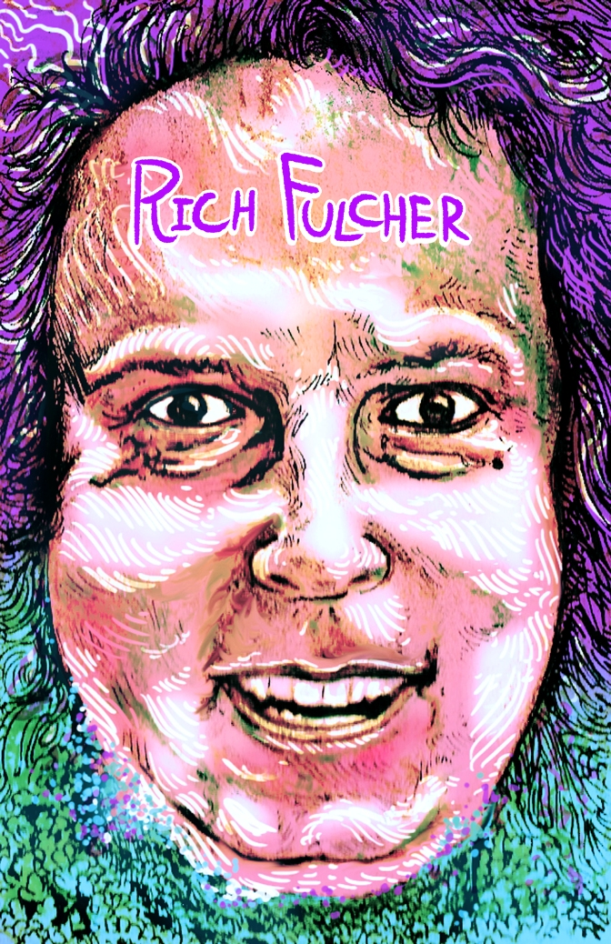 More Surreal: An Interview with Rich Fulcher