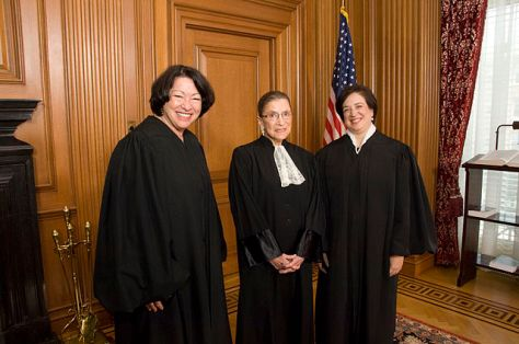 By English: Steve Petteway, photographer for the Supreme Court of the United States. [Public domain], via Wikimedia Commons