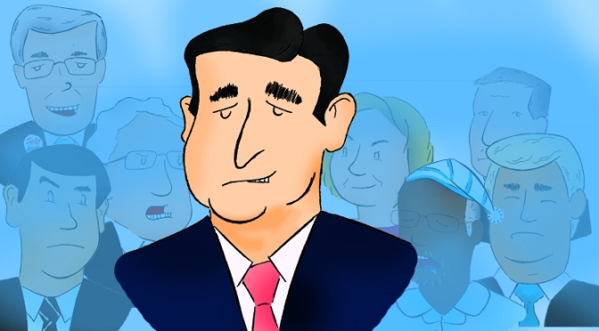 Sign our Petition: Ban Ted Cruz from All Public Restrooms
