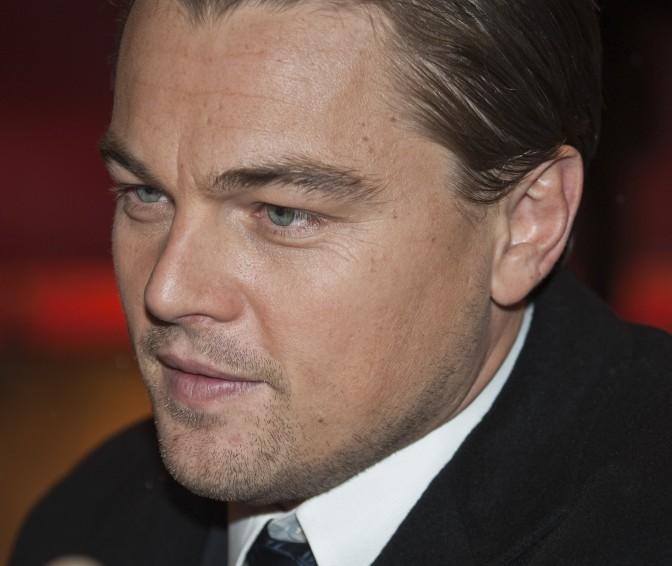 DiCaprio's Final Post-Oscar Press Conference
