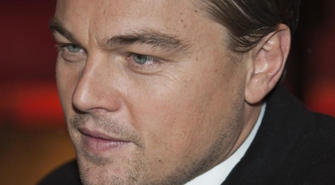 DiCaprio's Final Post-Oscar Press Conference