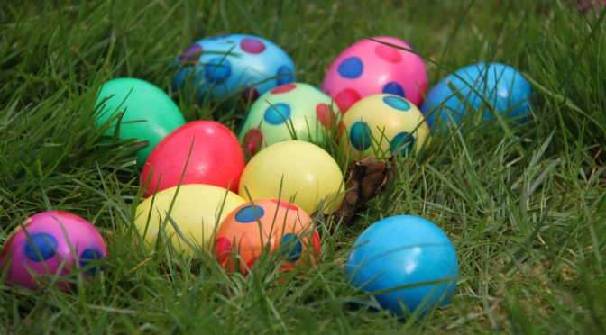 5 Easter Egg Designs You Can Use To Come Out To Your Parents