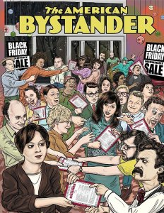 Issue #1 of The American Bystander