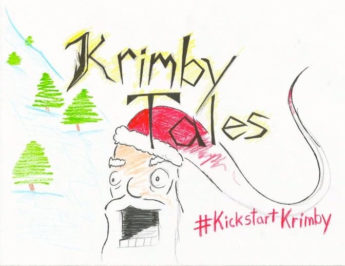 Crowdfunded Comedy: Krimby Tales