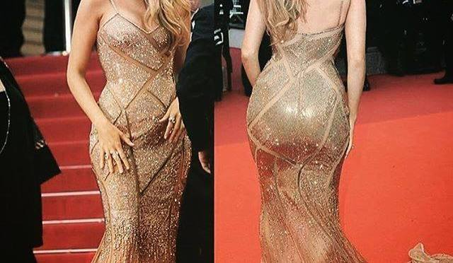 Sorry Blake Lively, But That Is NOT An Oakland Booty