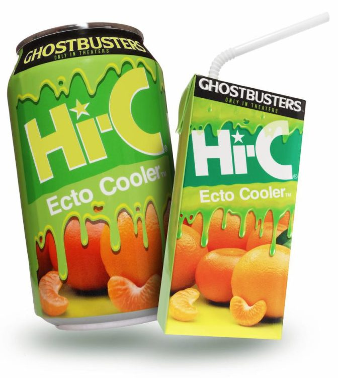 CHILDHOOD RUINED! Even The New Ecto Cooler Is Awful