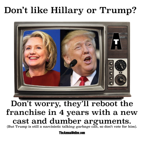 Election reboot