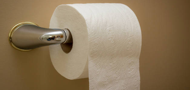 The Truth Behind Your Discolored Toilet Tissue