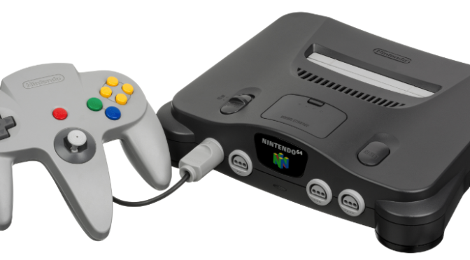Hey Old Man! The Nintendo 64 Was Released Twenty Years Ago!