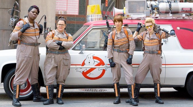 5 Ghosts That Haunt the Cast of the New Ghostbusters