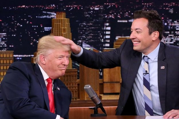 Jimmy Fallon's Thank You Notes: Donald Trump and More